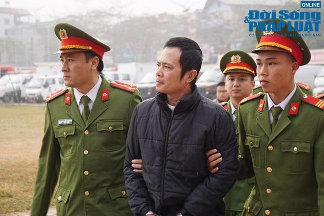 Cận cảnh 9 bị cáo trong vụ án sát hại nữ sinh giao gà bị sát hại ở Điện Biên - Ảnh 3