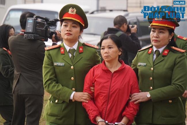 Cận cảnh 9 bị cáo trong vụ án sát hại nữ sinh giao gà bị sát hại ở Điện Biên - Ảnh 4