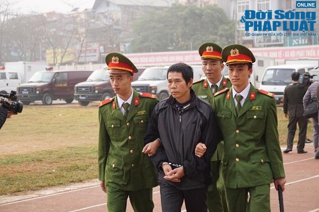 Cận cảnh 9 bị cáo trong vụ án sát hại nữ sinh giao gà bị sát hại ở Điện Biên - Ảnh 5