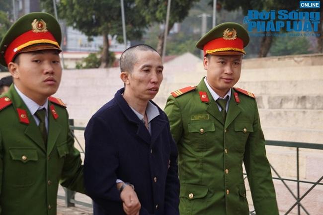 Cận cảnh 9 bị cáo trong vụ án sát hại nữ sinh giao gà bị sát hại ở Điện Biên - Ảnh 6