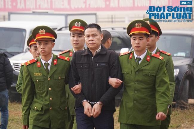 Cận cảnh 9 bị cáo trong vụ án sát hại nữ sinh giao gà bị sát hại ở Điện Biên - Ảnh 7