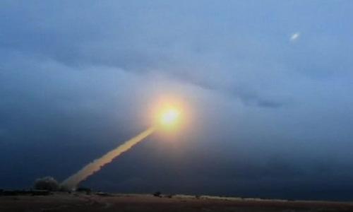 """Nga hoàn tất thử nghiệm động cơ hạt nhân của siêu tên lửa """"chim báo bão"""" - Ảnh 1"""