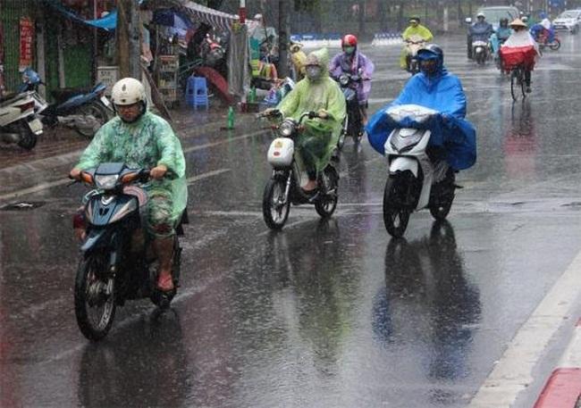 Dự thời tiết ngày 25/2/2019: Không khí lạnh suy yếu, trời mưa vào đêm và sáng sớm - Ảnh 1