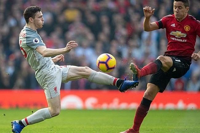 """Liverpool 0- 0 M.U: """"Quỷ đỏ"""" tụt hạng, đội hình tan nát với 4 cầu thủ chấn thương - Ảnh 1"""
