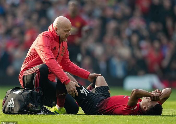 """Liverpool 0- 0 M.U: """"Quỷ đỏ"""" tụt hạng, đội hình tan nát với 4 cầu thủ chấn thương - Ảnh 2"""