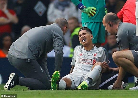 """Liverpool 0- 0 M.U: """"Quỷ đỏ"""" tụt hạng, đội hình tan nát với 4 cầu thủ chấn thương - Ảnh 3"""