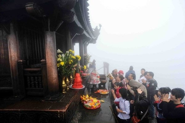 Những lễ hội cổ truyền đặc sắc sau Tết Nguyên đán trên khắp cả nước - Ảnh 7