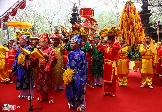 Những lễ hội cổ truyền đặc sắc sau Tết Nguyên đán trên khắp cả nước - Ảnh 4