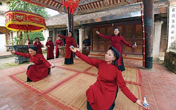 Những lễ hội cổ truyền đặc sắc sau Tết Nguyên đán trên khắp cả nước - Ảnh 5