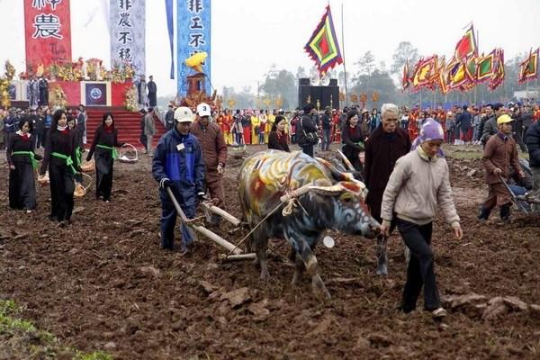 Những lễ hội cổ truyền đặc sắc sau Tết Nguyên đán trên khắp cả nước - Ảnh 10
