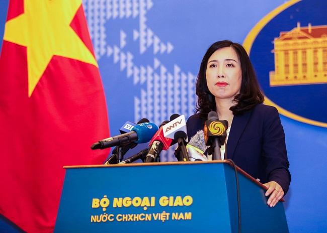 Phản ứng của Việt Nam trước việc Trung Quốc vây đảo Thị Tứ - Ảnh 1