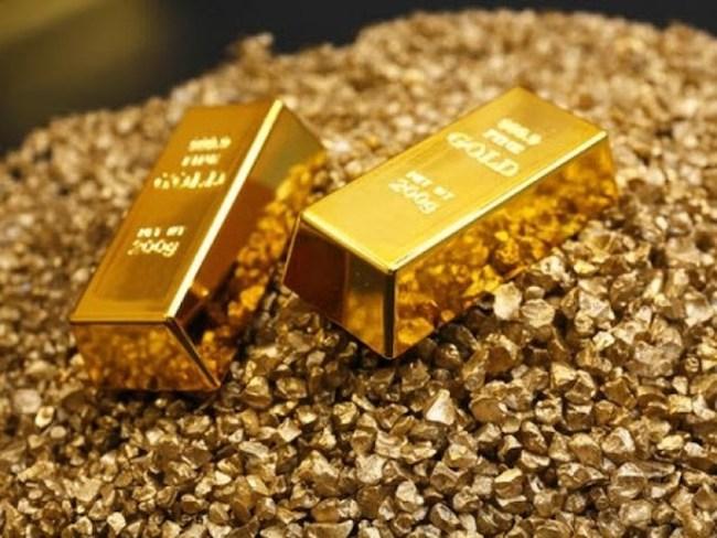 """Giá vàng hôm nay 16/3/2019: Vàng SJC """"giậm chân tại chỗ"""" phiên cuối tuần - Ảnh 1"""