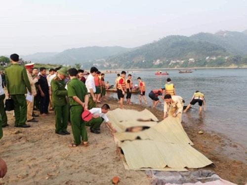 Vụ 8 học sinh Hòa Bình chết đuối thương tâm ở sông Đà: Danh tính các nạn nhân - Ảnh 2