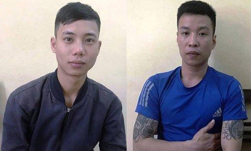 Thanh Hóa: Vây bắt 3 nam thanh niên vác kiếm hỗn chiến trên phố - Ảnh 1