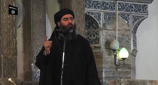 Thủ lĩnh IS bất ngờ nhuộm tóc đỏ, cắt râu và béo phì để lẩn trốn? - Ảnh 1