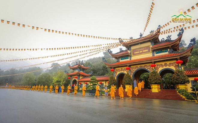 """Nghi vấn truyền bá """"vong báo oán"""" ở chùa Ba Vàng: Bộ Công an lên tiếng - Ảnh 2"""