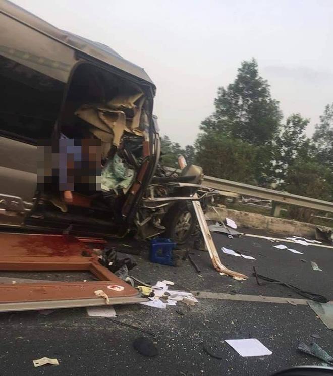 Vụ tai nạn 4 người thương vong ở Ninh Bình: Xe Limousine từng đâm chết 1 người - Ảnh 1