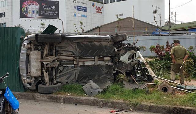 Nạn nhân vụ tai nạn liên hoàn ở Hà Nội: Xót xa nữ sinh nghèo đang chờ ngày tốt nghiệp - Ảnh 1