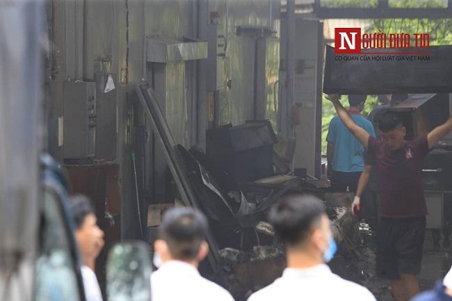 Phó Thủ tướng yêu cầu điều tra, làm rõ nguyên nhân vụ cháy khiến 8 người tử vong ở Hà Nội - Ảnh 2