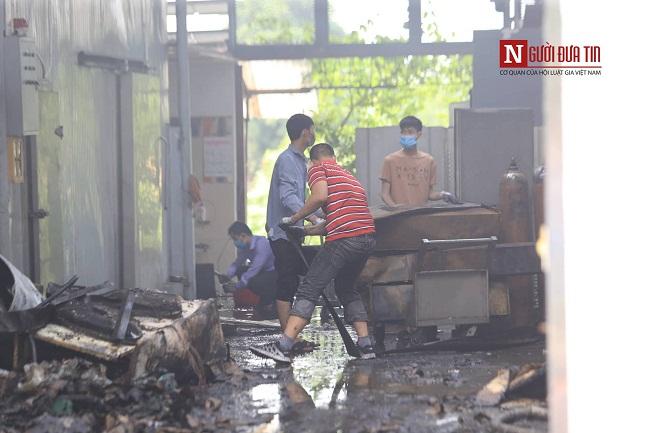 Vụ cháy nhà xưởng khiến 8 người chết ở Hà Nội: Xác định nguyên nhân dẫn đến bi kịch - Ảnh 1
