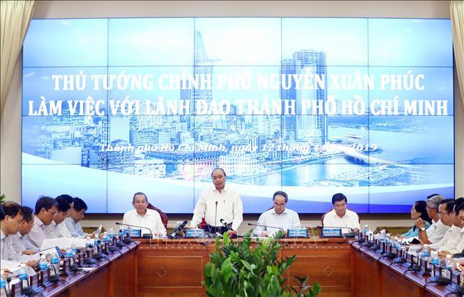 Thủ tướng kỳ vọng TP Hồ Chí Minh luôn là địa phương tiên phong, dẫn đầu - Ảnh 3