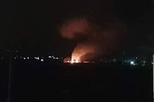 Tình hình Syria mới nhất ngày 13/4: Nga thay thế chỉ huy lực lượng, tên lửa gần Hama bị chặn đứng - Ảnh 2