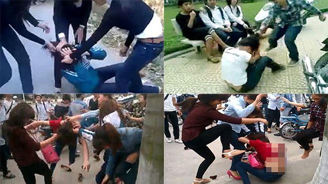 Bộ trưởng Bộ GD-ĐT Phùng Xuân Nhạ ra chỉ thị khẩn về bạo lực học đường - Ảnh 1