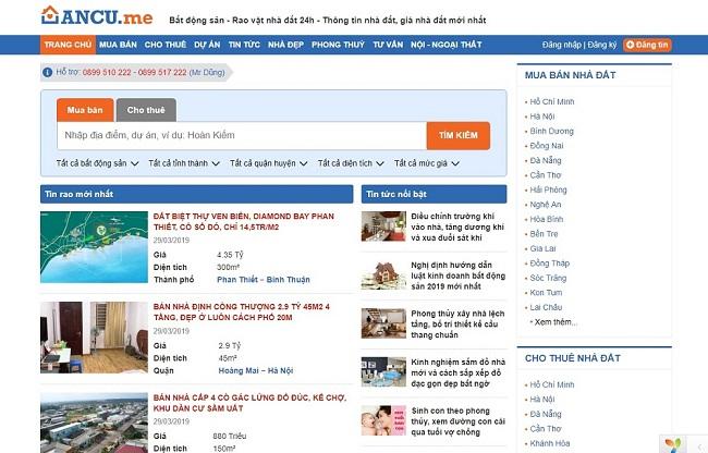TOP trang đăng tin bất động sản miễn phí giúp bán nhanh như gió - Ảnh 1