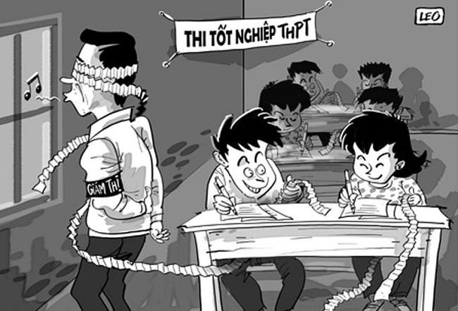 """Vụ gian lận điểm thi THPT quốc gia: Đâu là """"kẽ hở"""" dẫn đến sai phạm nghiêm trọng? - Ảnh 1"""