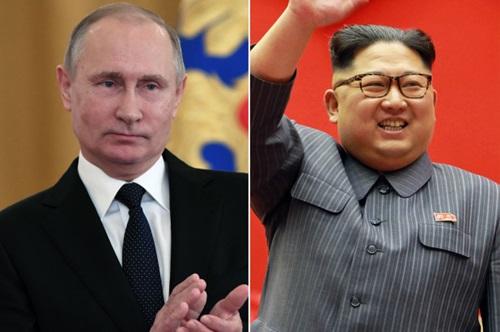 Hôm nay (23/4), ông Kim Jong-un có thể sang thăm Nga và gặp ông Putin - Ảnh 1