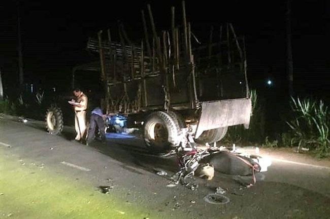 Tin tai nạn giao thông mới nhất ngày 28/4/2019: Xe container gây tai nạn liên hoàn ở Hà Tĩnh - Ảnh 4