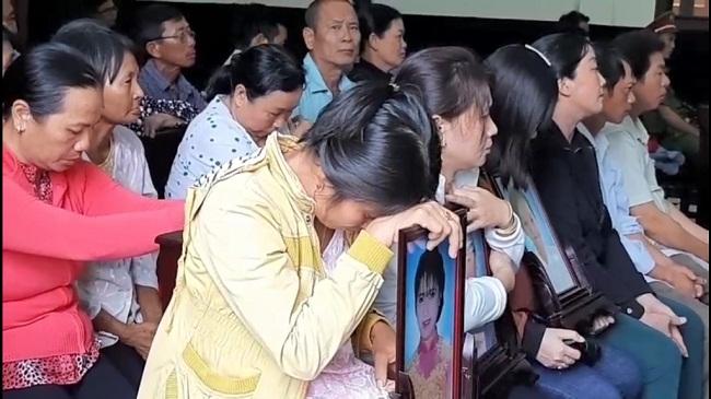 Tiền Giang: Xét xử sơ thẩm bị cáo sát hại 3 người trong gia đình vợ vì ghen tuông - Ảnh 2