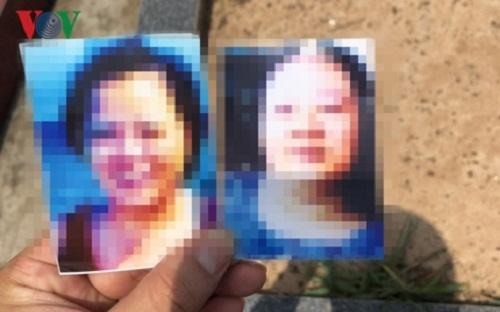 Đồng Nai: Người dân bàng hoàng phát hiện hàng chục ngôi mộ bị dán ảnh phụ nữ lạ - Ảnh 2