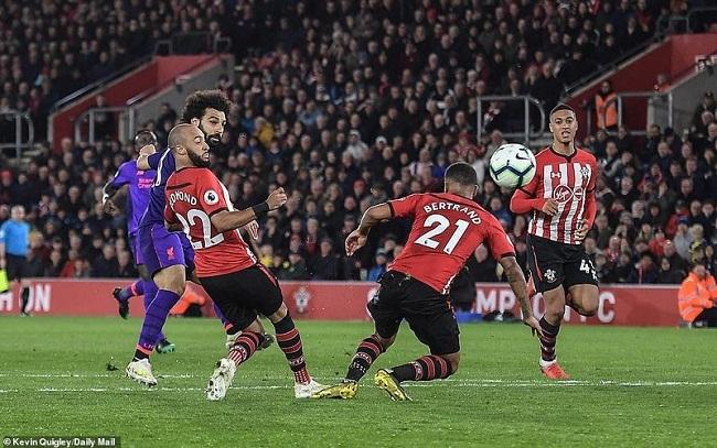 Liverpool kết liễu Southampton, Salah lập kỷ lục vô tiền khoáng hậu - Ảnh 2