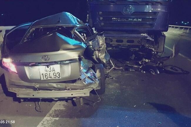 Tin tai nạn giao thông mới nhất ngày 7/4/2019: Tai nạn thảm khốc ở hầm Hải Vân, 5 người thương vong - Ảnh 1