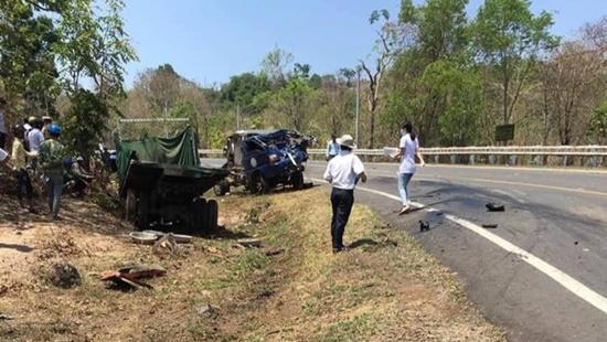 Tin tai nạn giao thông mới nhất ngày 7/4/2019: Tai nạn thảm khốc ở hầm Hải Vân, 5 người thương vong - Ảnh 4