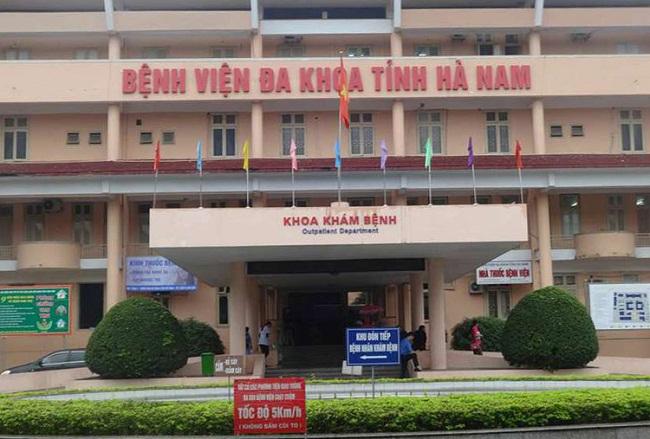 """Phá """"đường dây"""" thu tiền chui của 5 bác sĩ, nhân viên y tế Bệnh viện Đa khoa tỉnh Hà Nam - Ảnh 1"""