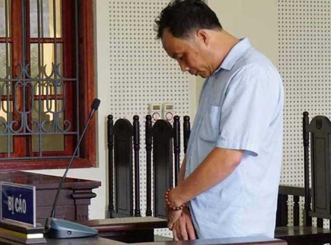 Tuyên phạt người đàn ông ở Nghệ An dâm ô bé gái 15 tuổi 4 tháng tù - Ảnh 1