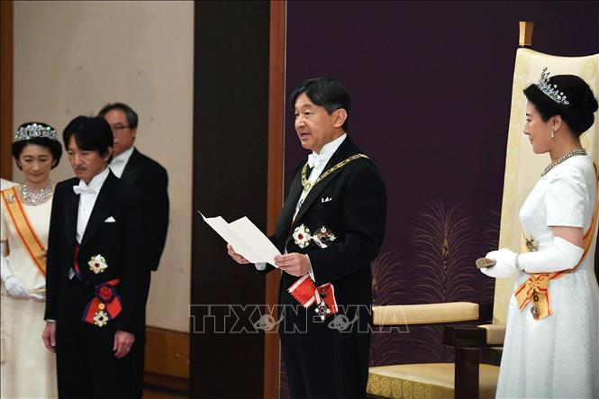 Tân Nhật hoàng Naruhito lên ngôi, triều đại Lệnh Hòa chính thức bắt đầu - Ảnh 2