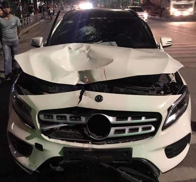 Vụ tai nạn 2 người chết ở Hà Nội: Hé lộ nồng độ cồn cực cao của tài xế Mercedes - Ảnh 3