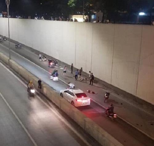 Vụ tai nạn 2 người chết ở Hà Nội: Hé lộ nồng độ cồn cực cao của tài xế Mercedes - Ảnh 2