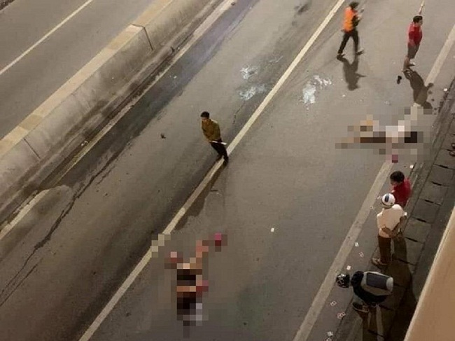Tin tai nạn giao thông mới nhất ngày 2/5/2019: Lao vào tàu lửa, một người đàn ông tử vong - Ảnh 1