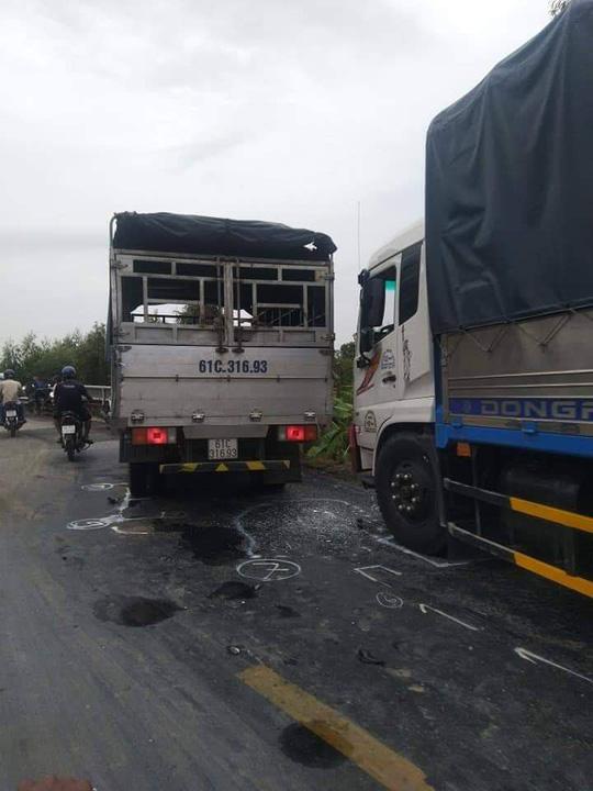 Tin tai nạn giao thông mới nhất ngày 12/5/2019: Nam sinh lớp 9 tử vong trên đường đi học về - Ảnh 3