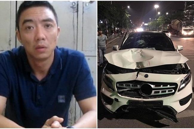 Hà Nội: Khởi tố vụ xe Mercedes tông chết 2 phụ nữ ở hầm Kim Liên - Ảnh 1