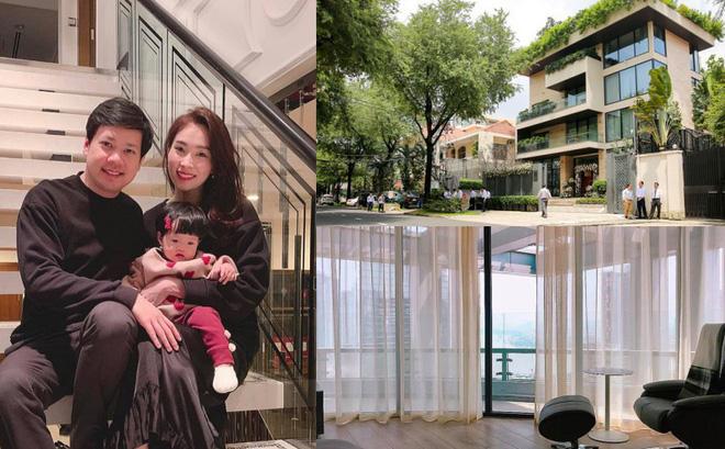 """""""Choáng váng"""" với gia thế """"khủng"""" của gia đình nhà chồng Hoa hậu Đặng Thu Thảo - Ảnh 1"""