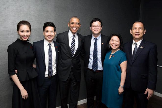 """""""Choáng váng"""" với gia thế """"khủng"""" của gia đình nhà chồng Hoa hậu Đặng Thu Thảo - Ảnh 2"""