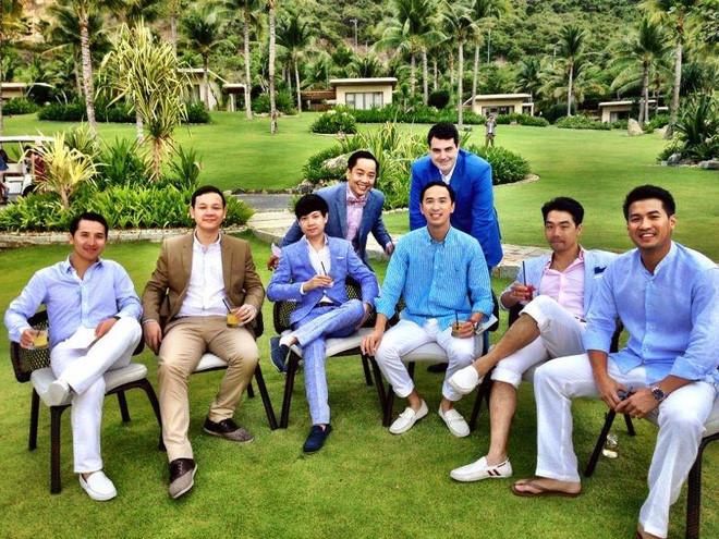 """""""Choáng váng"""" với gia thế """"khủng"""" của gia đình nhà chồng Hoa hậu Đặng Thu Thảo - Ảnh 3"""