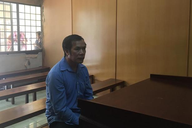 Gã chủ nhà trọ tâm thần sát hại nhân tình trong khách sạn lĩnh 25 năm tù - Ảnh 1