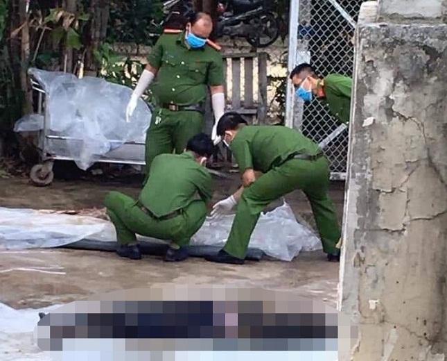 Vụ 2 thi thể trong thùng bê tông ở Bình Dương: Người nhà nạn nhân chờ kết quả điều tra - Ảnh 1