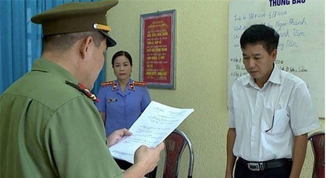 Vụ gian lận điểm thi THPT quốc gia ở Sơn La: Đề nghị truy tố 8 bị can - Ảnh 2